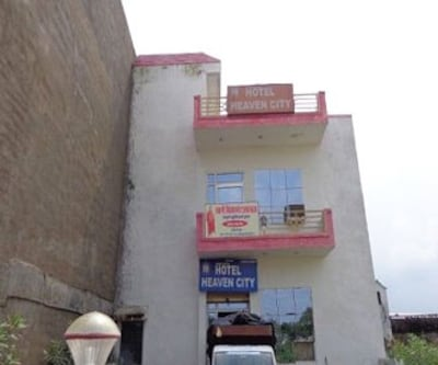 Hotel Heaven City,Bharatpur