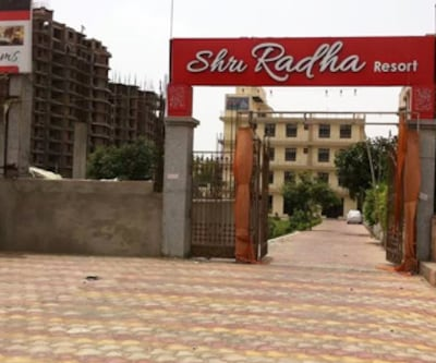 Hotel Shri Radha Resort,Mathura