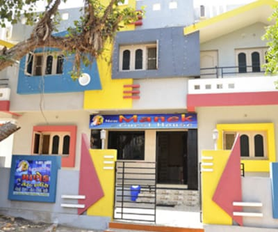 Manek Guest House,Diu