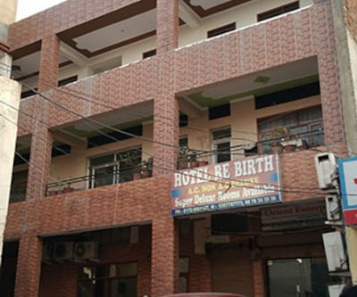 Hotel Re-Birth,Chandigarh