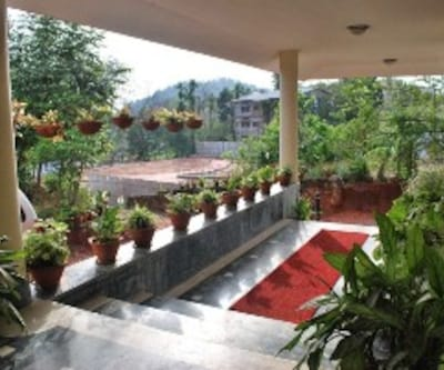 The Residency Tourist Resort,Guwahati