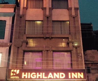 Highland Inn, Queens Road,