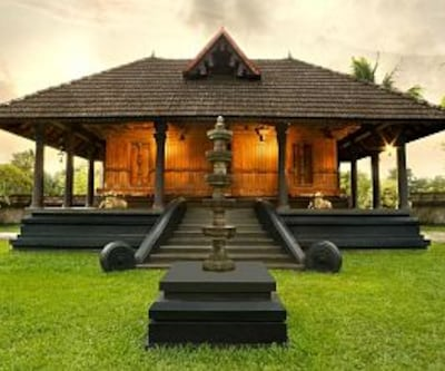 Hotel Travancore Palace,Alleppey
