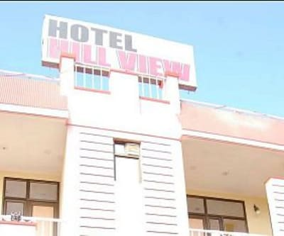 Hotel Indralok Hill View,Alwar