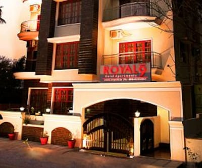 Royal Hotel Apartments,Bangalore