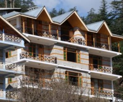 Mountain Villa,Manali