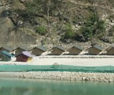 Camp G-5 Adventure,Rishikesh