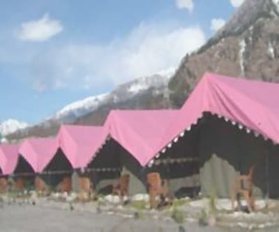 High Adventure Camp,Manali