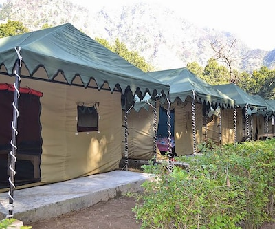Best Memorial Camp,Rishikesh