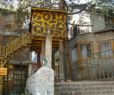 D Country Villa,Manali