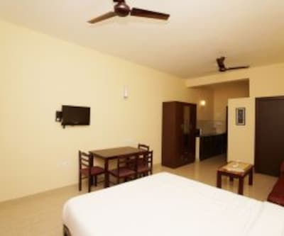 Purple Resorts, Auroville,