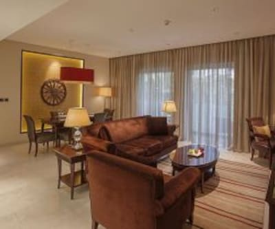 Marriott Suites Pune, Koregaon Park,