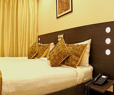 Hotel Amby Inn, South Delhi,