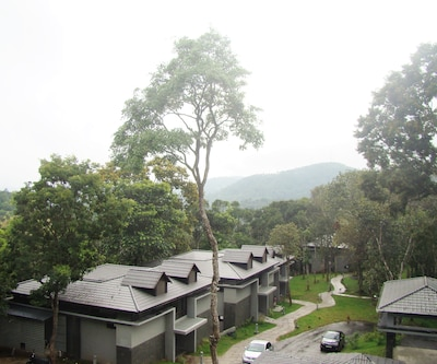 The Mountain Courtyard,Thekkady