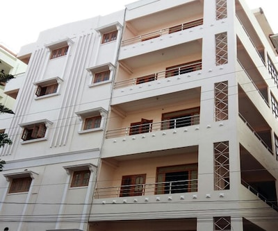 Nest Service Appartments,Hyderabad