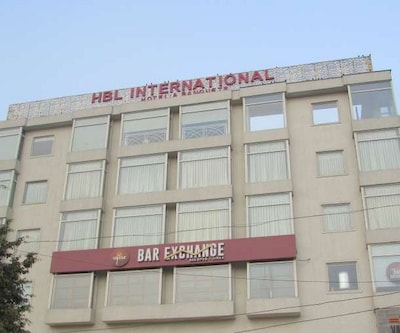 Hotel HBL International,Gurgaon