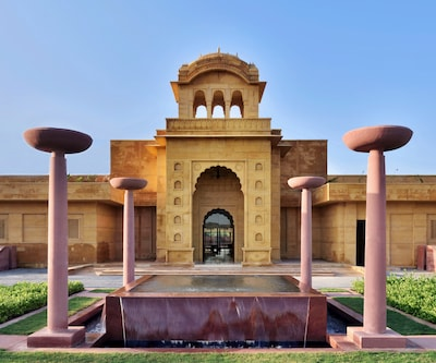 Jaisalmer Marriott Resort And Spa,Jaisalmer