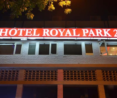 Hotel Royal Park 22,Chandigarh