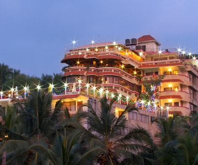 Hill And Sea View Beach Resort Kovalam