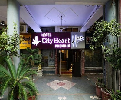 Hotel City Heart - 18,Chandigarh