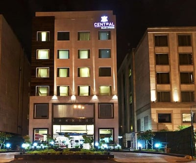 Hotel Central Blue Stone by Royal Orchid Hotels,Gurgaon