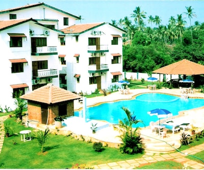 Blue Beach Resort Arpora,Goa