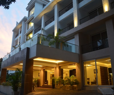Lemon Tree Hotel, Candolim Goa