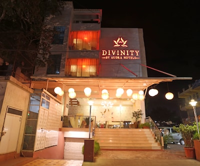 Divinity By Audra Hotels,Mathura