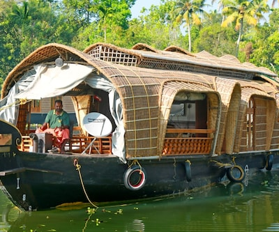 Backwater Retreat House Boat,Kumarakom
