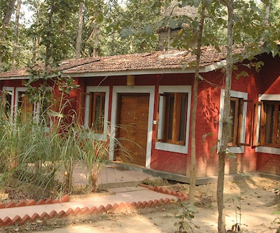 Kanha Jungle Lodge, Mukki,
