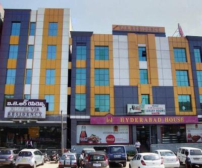 Hotel VJR Residency,Hyderabad