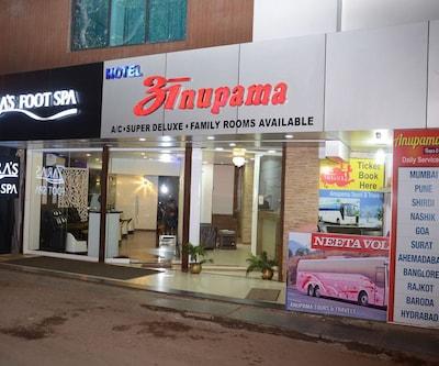 Hotel Anupama,Mahabaleshwar