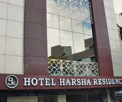 Hotel Harsha Residency, R C Road,