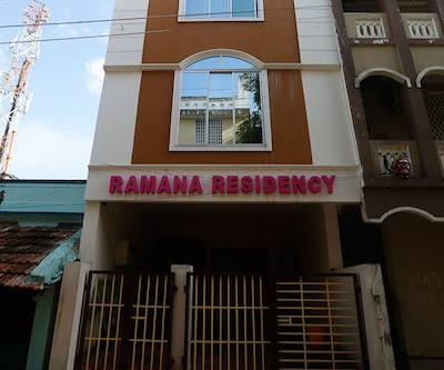 Ramana Residency,Pondicherry