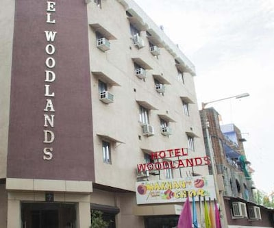 Hotel Woodlands,Nagpur