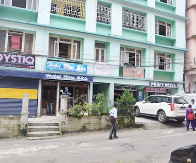 Hotel Blue Sky,Gangtok