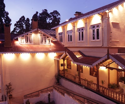Pine Tree Spa Resort,Darjeeling