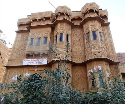 Nomads Haveli,Jaisalmer