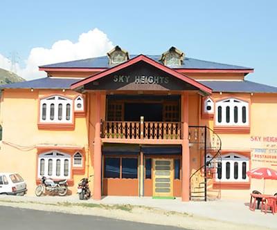 Hritik Palace,Dalhousie