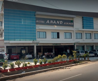HOTEL ANAND CORNER,Anand