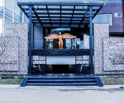Hotel Vijay Paradise,Lucknow