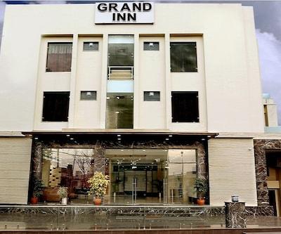 Hotel The Grand Inn,Jammu
