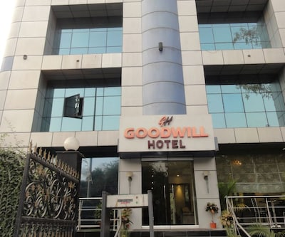 Goodwill Hotel, South Delhi,