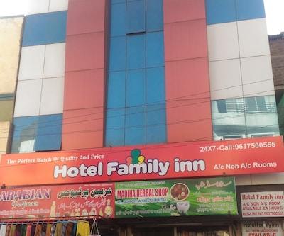 Hotel Family Inn,Aurangabad