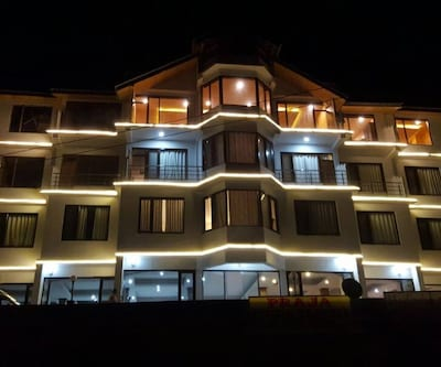 The River Regency,Manali