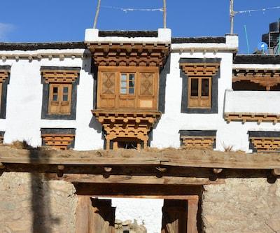 Nimmu House,Leh