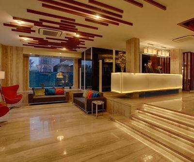 Arif Castles Hotel,Lucknow