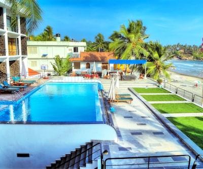Beach Hotel Neelakanta,Kovalam