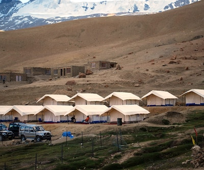 Tsomoriri Camps & Resort,Leh