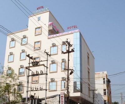 Hotel Eden Roc,Bhubaneshwar